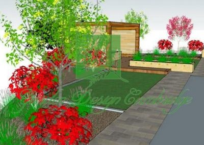 Garden Design Cambridge 90