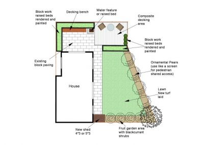 Garden Design Cambridge 12