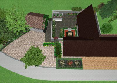 Garden Design Cambridge 16