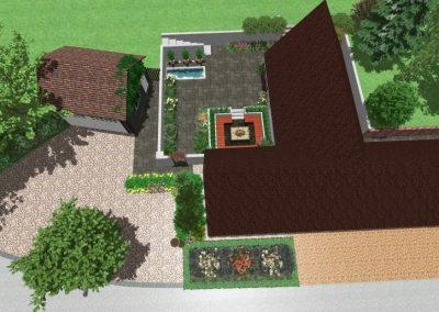 Garden Design Cambridge 18